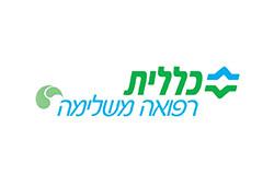 לוגו כללית רפואה משלימה